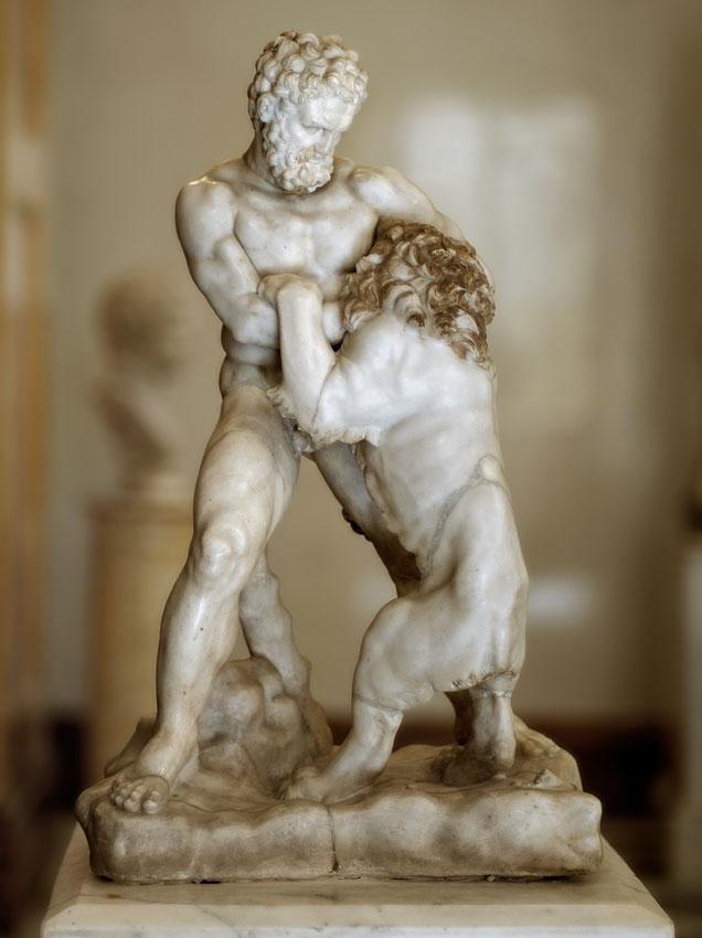 Геракл и лев картинки   подборка 013
