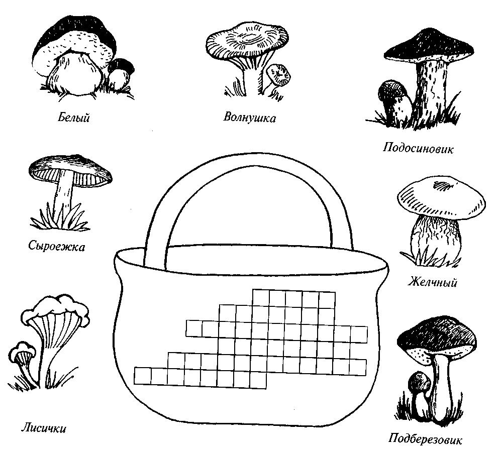 победили искусство, задания про грибы в картинках обоих течёт кровь