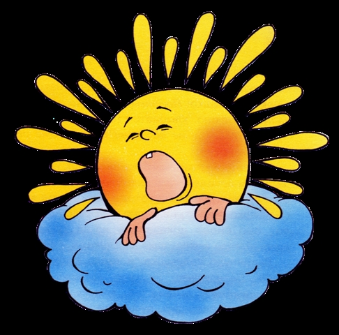 Солнца, картинки спи солнышко
