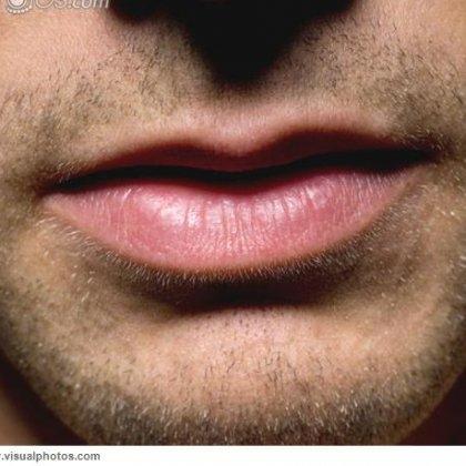 Губы мужские поцелуй картинки 002