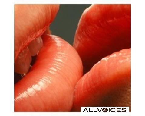 Губы мужские поцелуй картинки 024