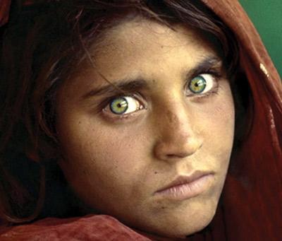 Девочка с самыми красивыми глазами 010