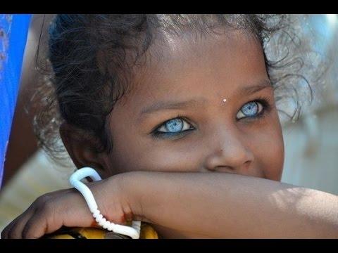 Девочка с самыми красивыми глазами 011