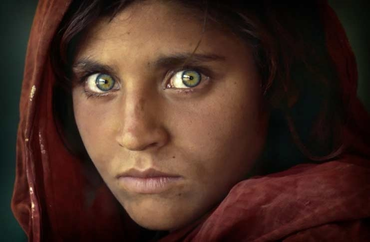 Девочка с самыми красивыми глазами 025