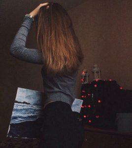 Девочка 12 лет на аву без лица   крутые фото (17)