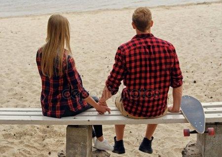 Девушка и парень со спины на аву (12)