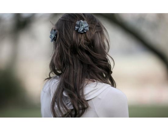 Девушка сзади с черными волосами   фото 015