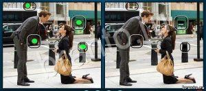 Девушка стоит на коленях перед мужчиной   картинки (13)