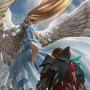 Девушки ангелы картинки фэнтези   прикольные020