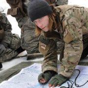 Девушки в армии в США   фото 026