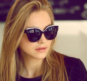 Девушки в солнцезащитных очках на аву   подборка фото (14)