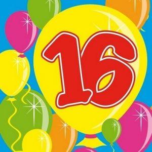 День Рождения 16 лет картинки 028
