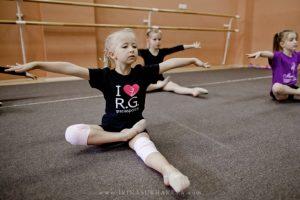 Дети в гимнастике художественной фото 021