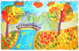Детский сад рисунки детей   подборка029