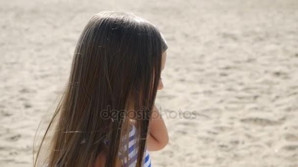 Длинные волосы черные со спины фото 014