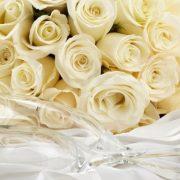 Для любимой белые розы   подборка фото024