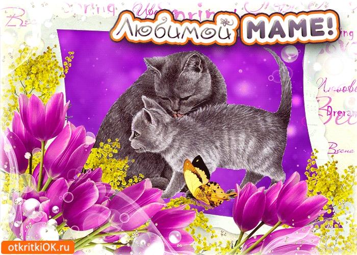 Для любимой мамочки открытки и картинки 018