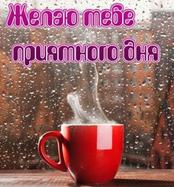 Открытка с дождиком доброе утро, студенту пуха пера