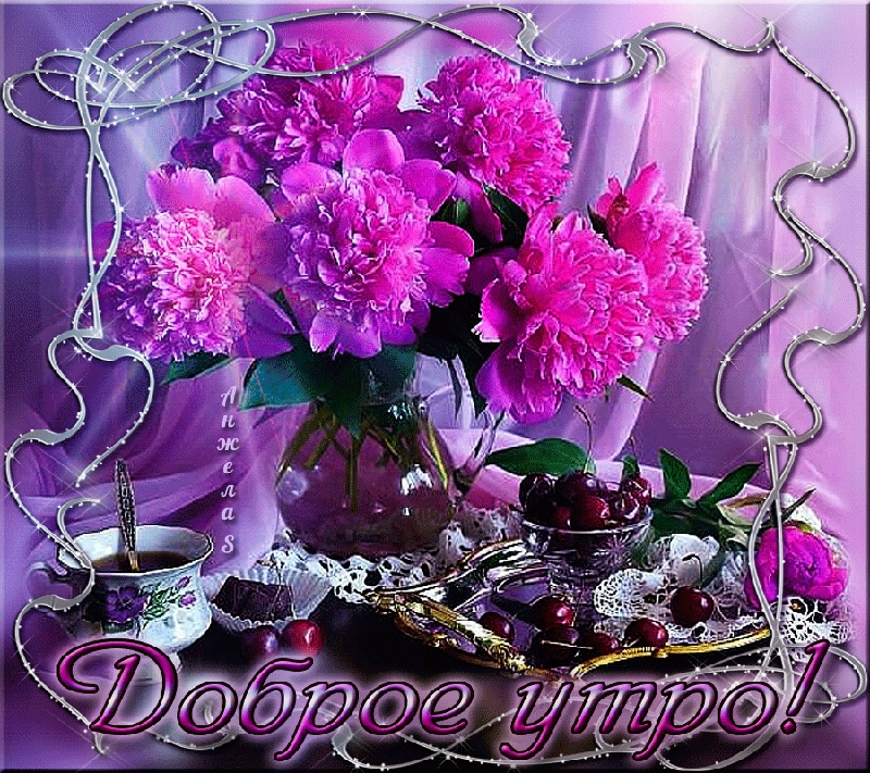 Доброе утро отличного настроения и прекрасного дня.   картинки 010
