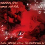 Доброй ночи картинки девушке   милые (24)