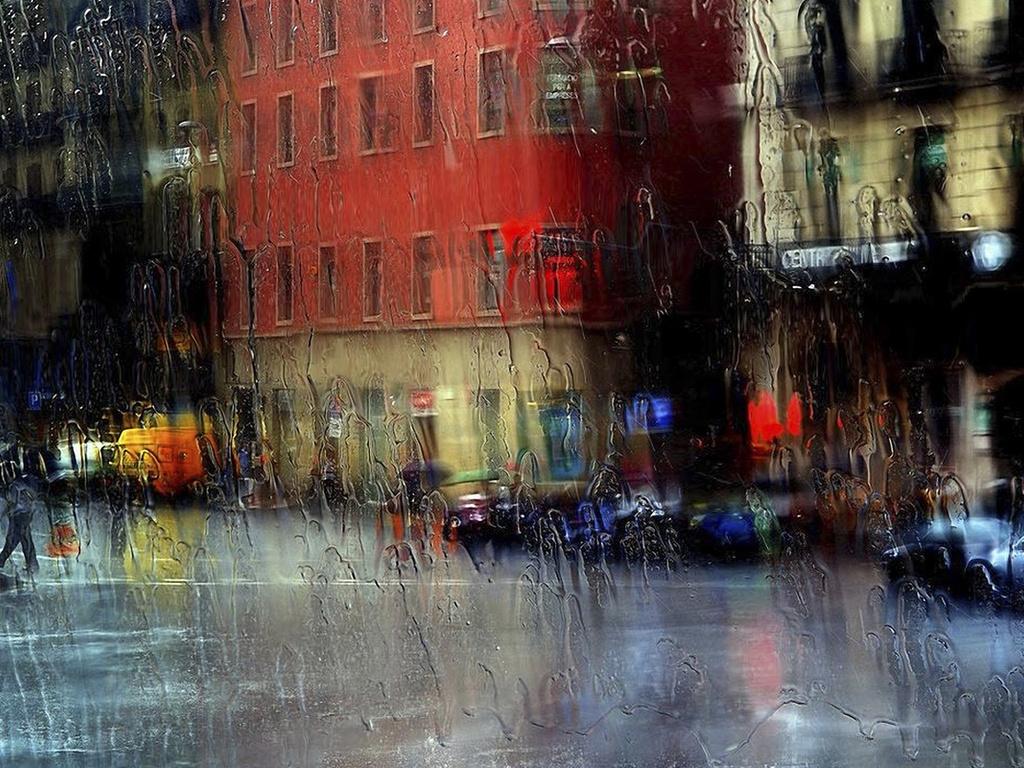 Дождь за окном   фото на рабочий стол (1)
