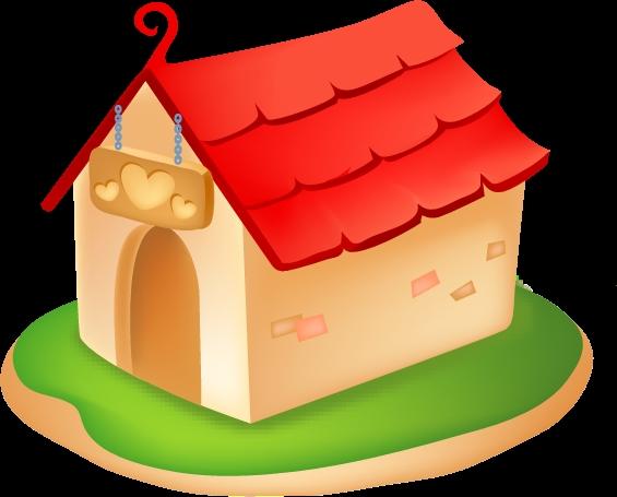 Домики рисунок для детей   подборка 022