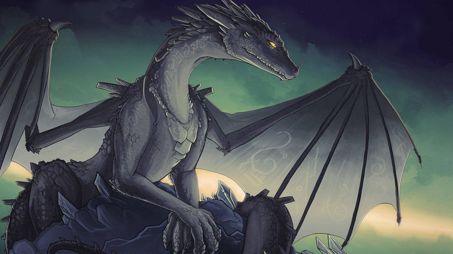 Драконы заставки на рабочий стол   лучшие обои (11)