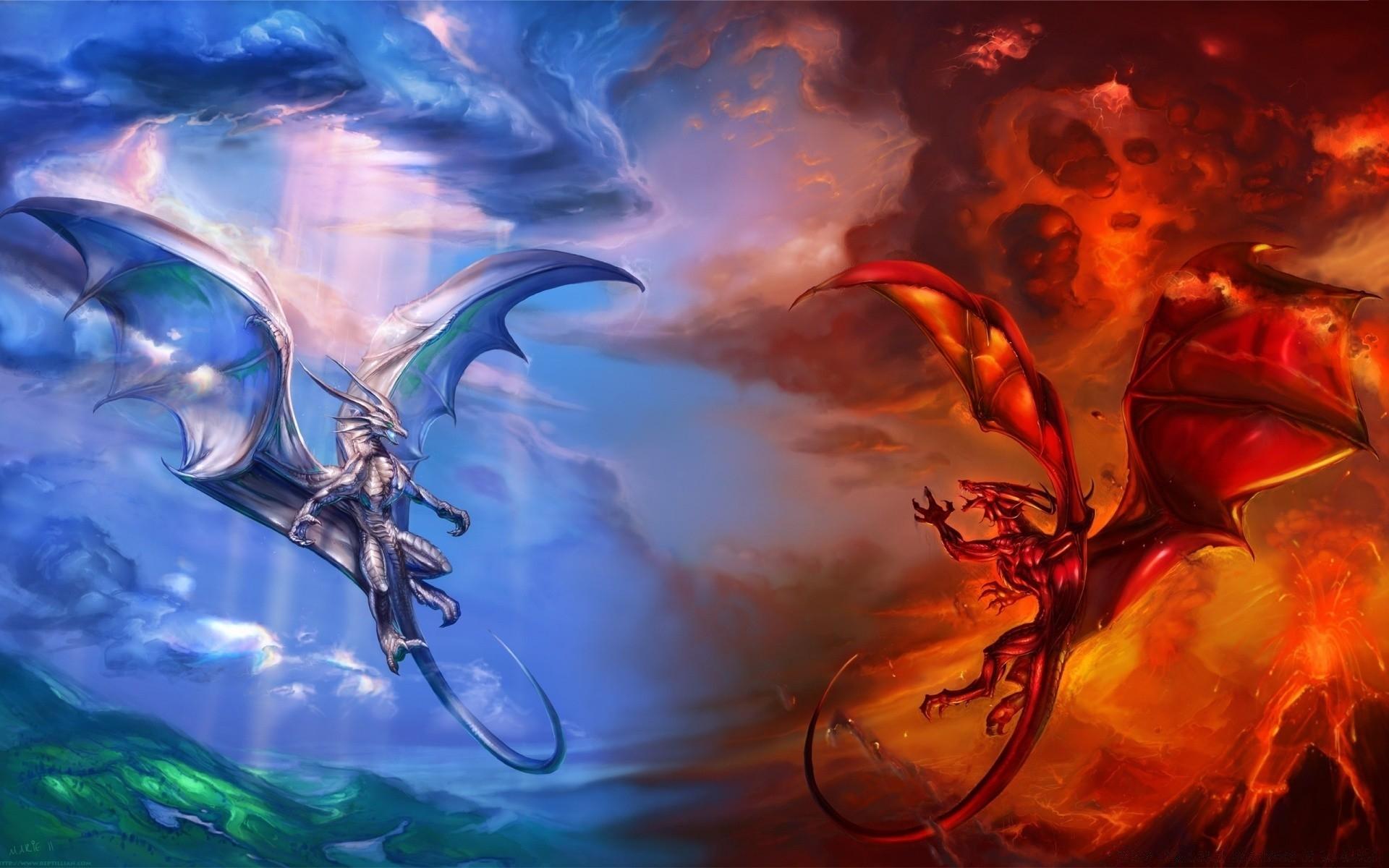 Драконы заставки на рабочий стол   лучшие обои (4)