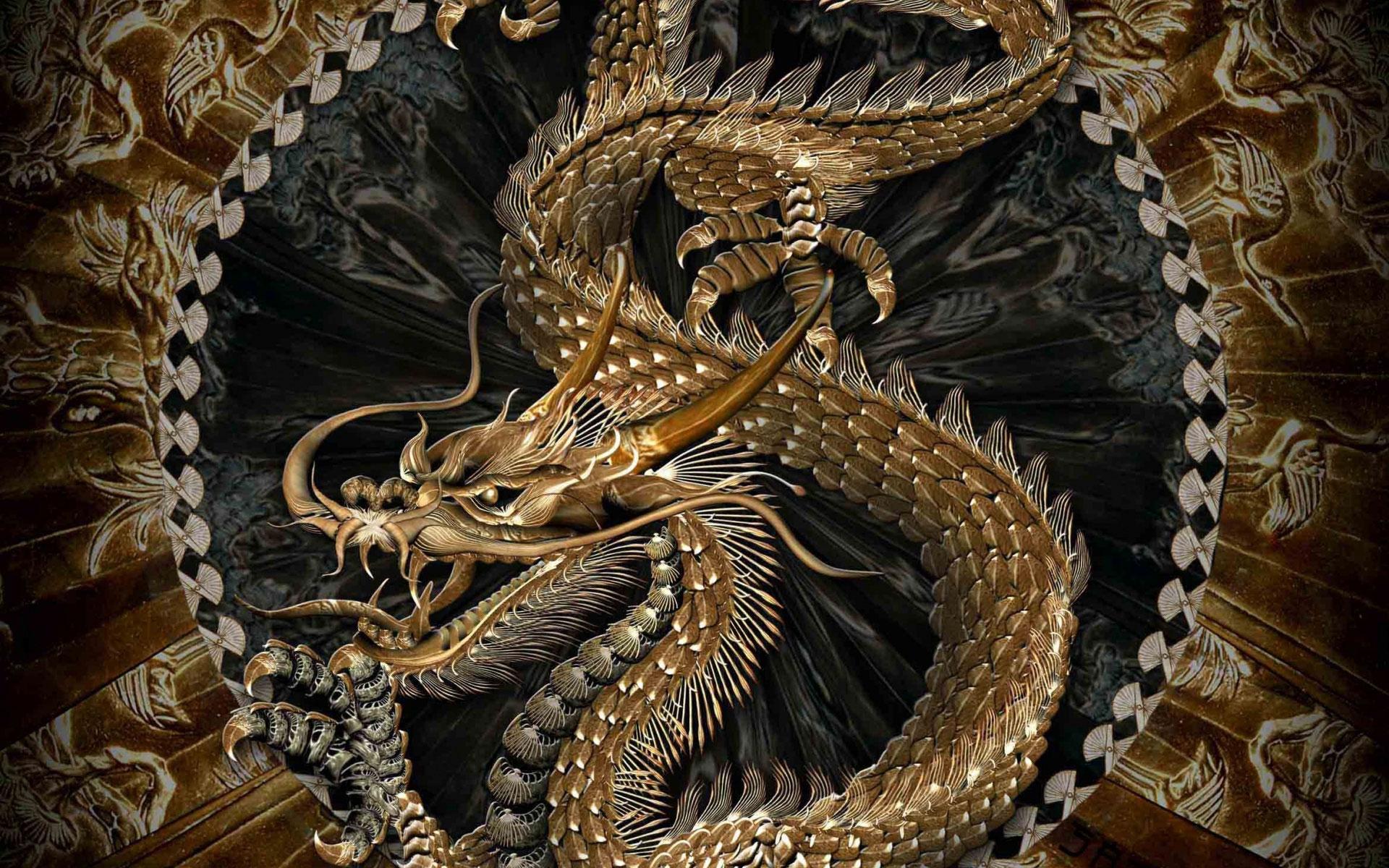 Драконы заставки на рабочий стол   лучшие обои (6)