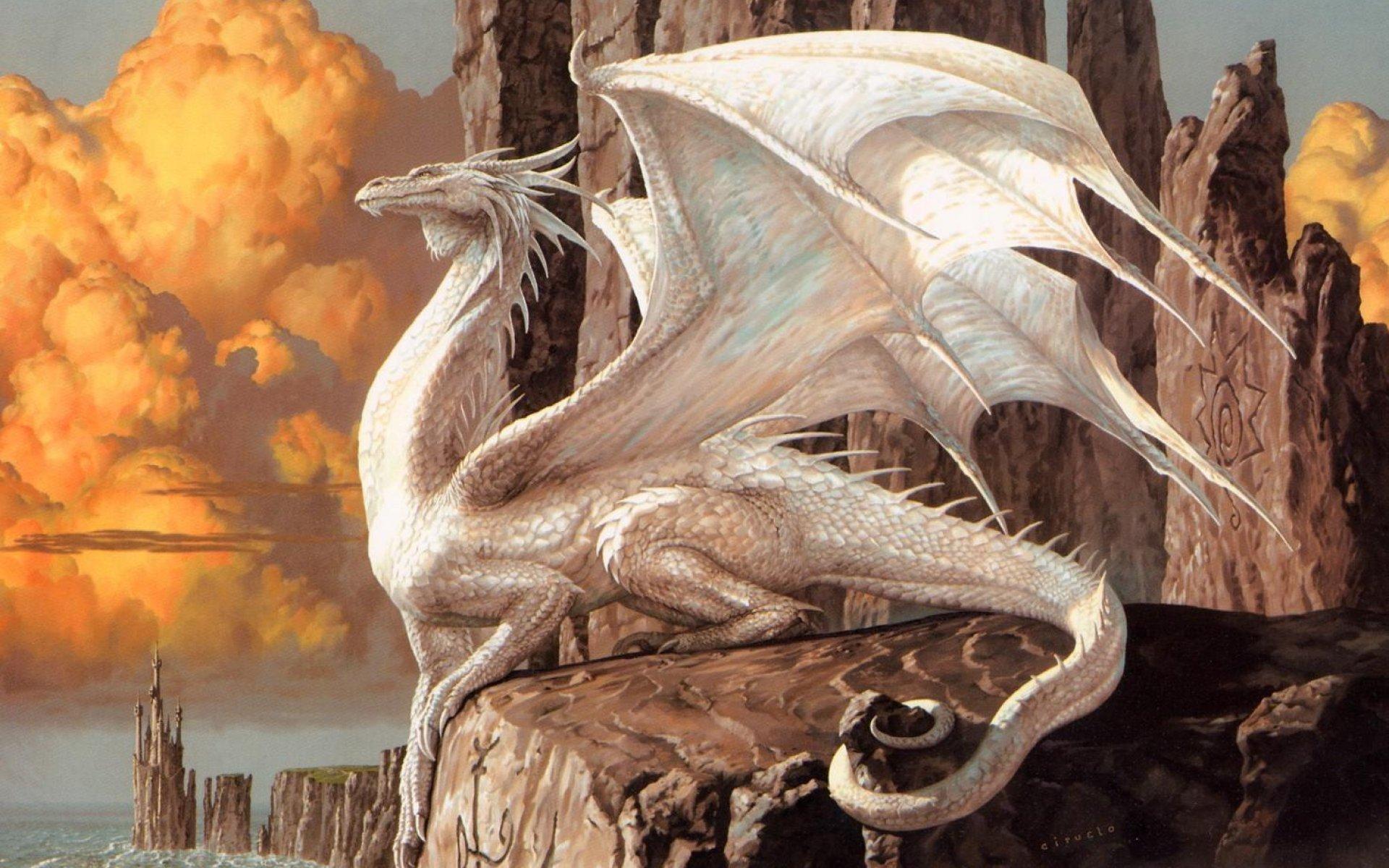 Драконы заставки на рабочий стол   лучшие обои (9)