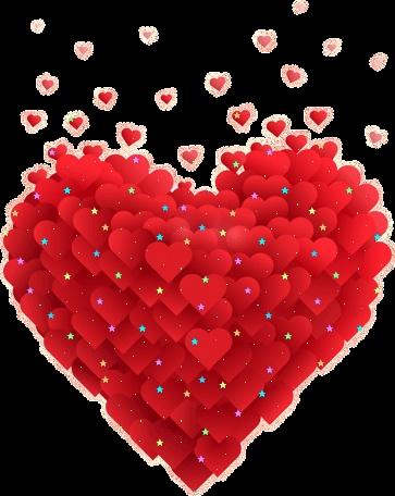 Другу картинки с сердечками   очень красивые003
