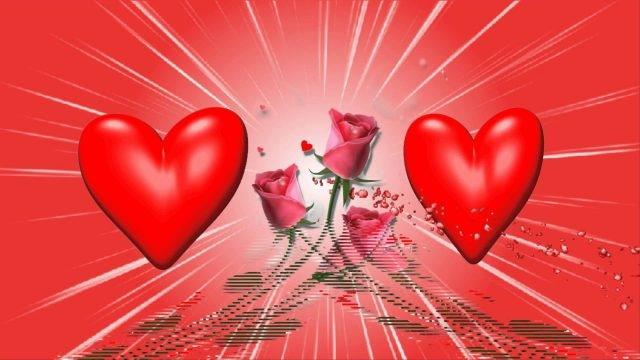 Другу картинки с сердечками   очень красивые013
