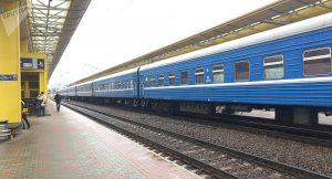 Железная дорога с поездом картинки 023