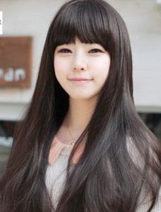 Женские азиатские стрижки   красивые фото023