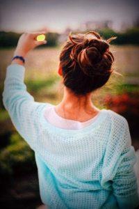 Женщина со спины фото   очень крутые 025