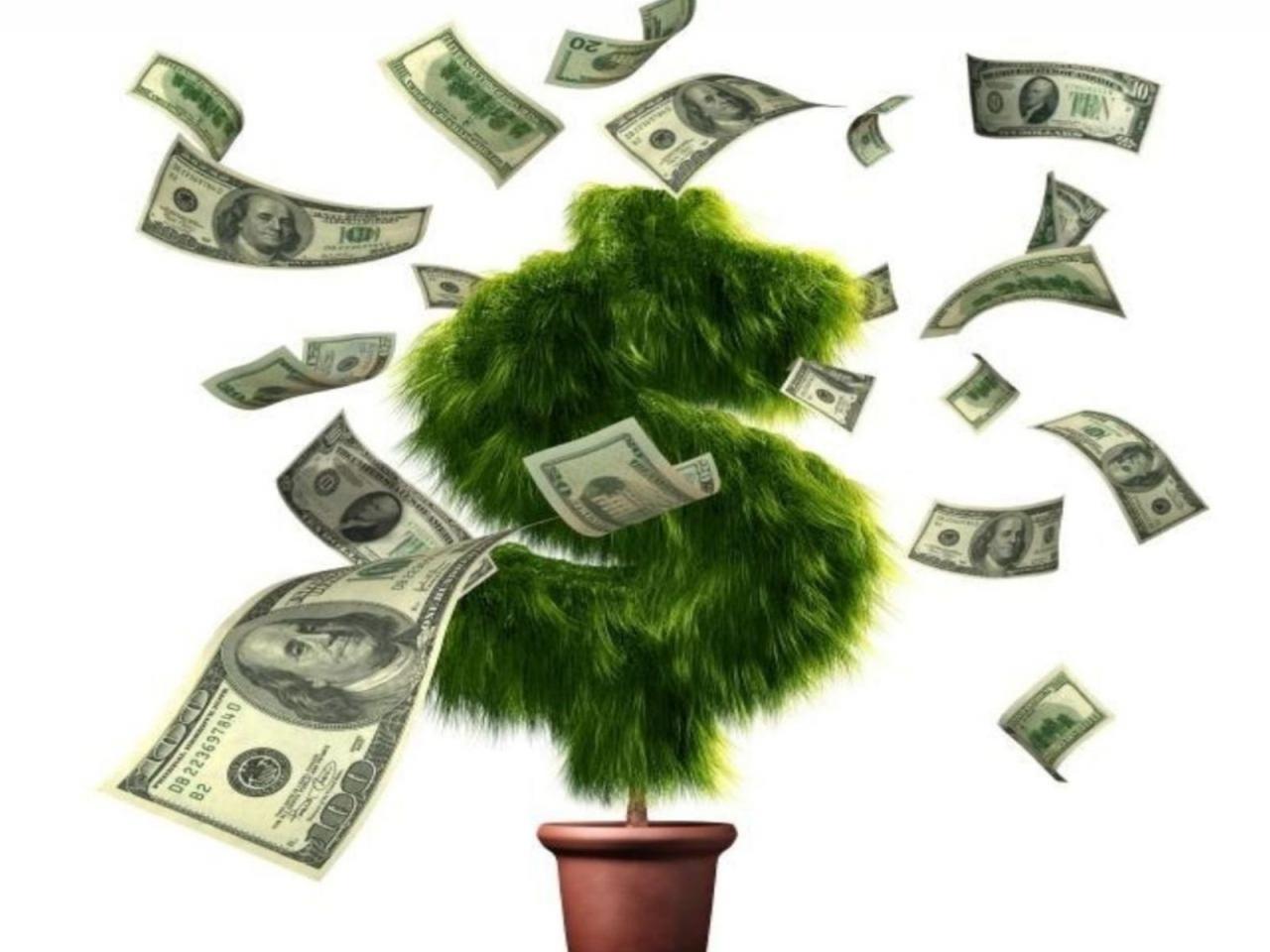 Заставка на рабочий стол денежная   подборка (8)