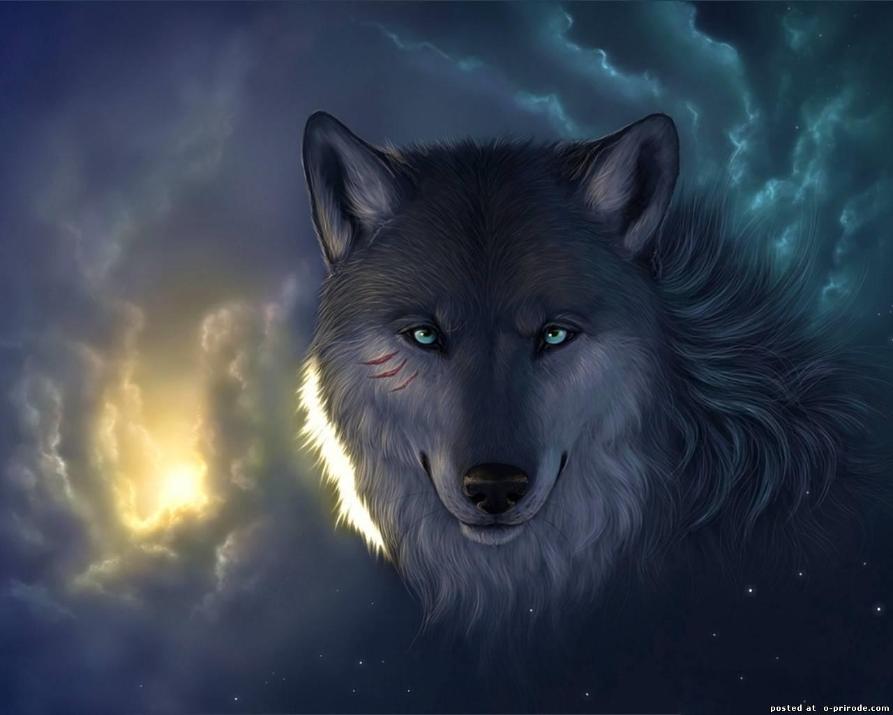 Заставки на телефон скачать волки (3)