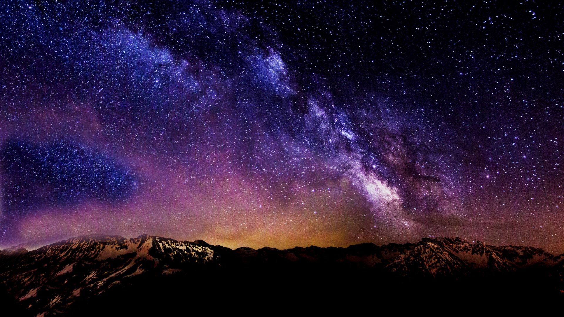 Звездное небо   картинки на рабочий стол телефона (18)