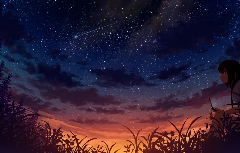 Звездное небо   картинки на рабочий стол телефона (24)