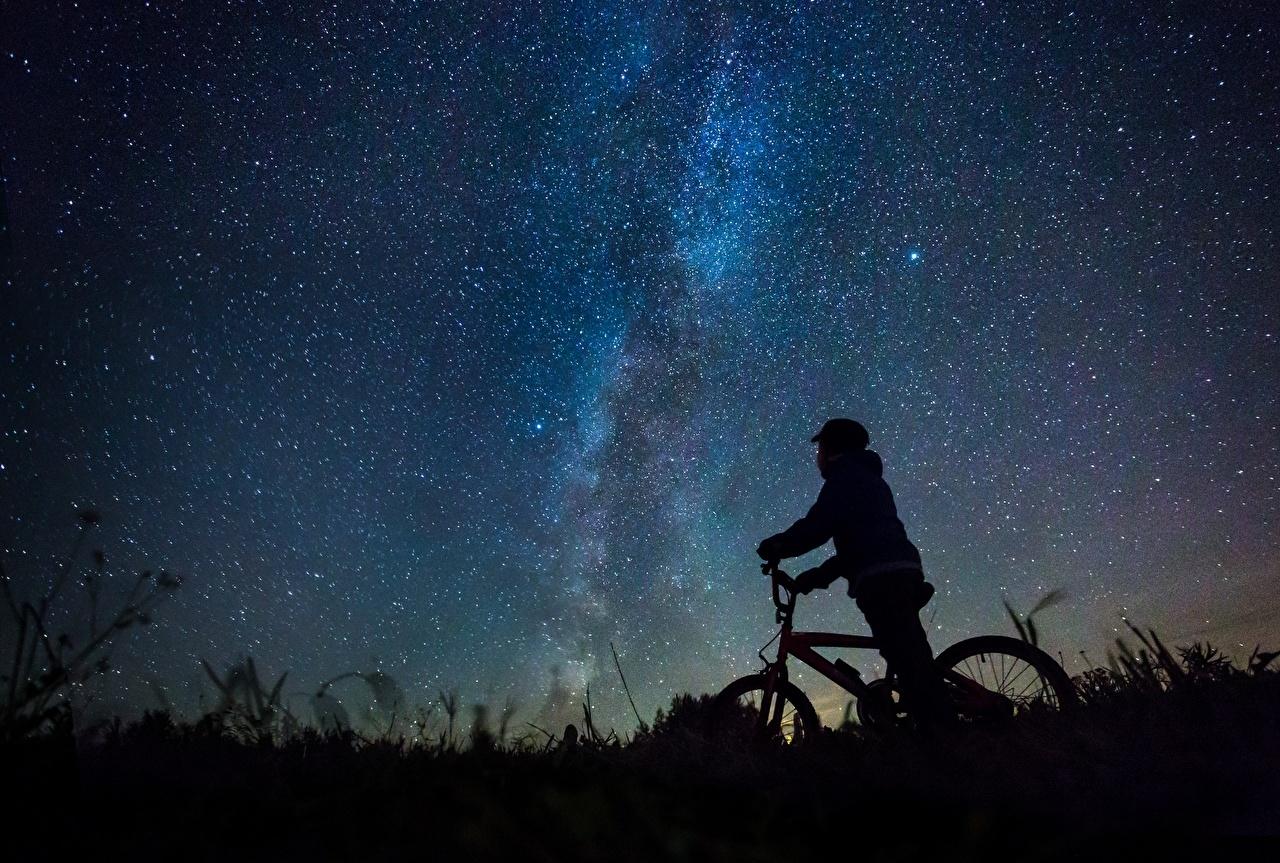 Звездное небо   картинки на рабочий стол телефона (4)