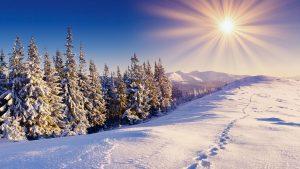 Зима обои на рабочий стол   лучшие фото (16)