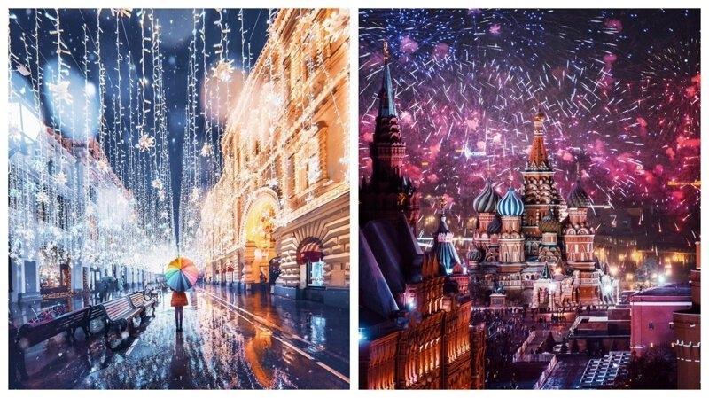 Зимняя сказка картинки красивые и интересные006