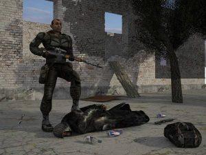 Игра Сталкер картинки солдат долга 020