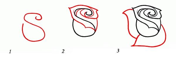 Идеи для рисунков простые и легкие007