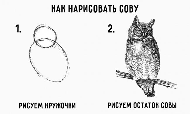 Идеи для рисунков простые и легкие012