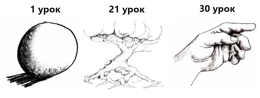 Идеи для рисунков простые и легкие021