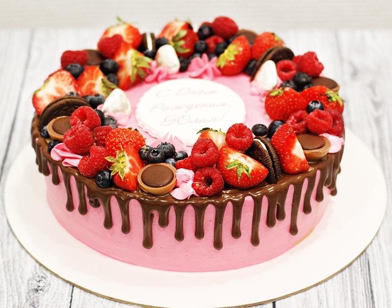 Идеи тортов на день рождения   фотки 029