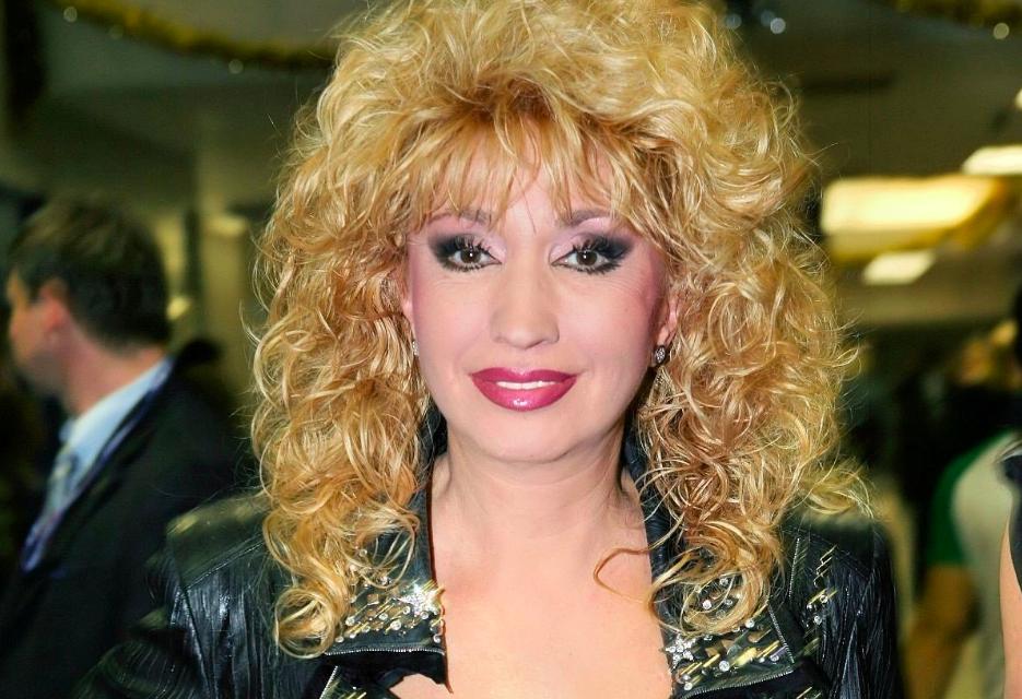 Ирина Аллегрова без парика и макияжа   фото (1)