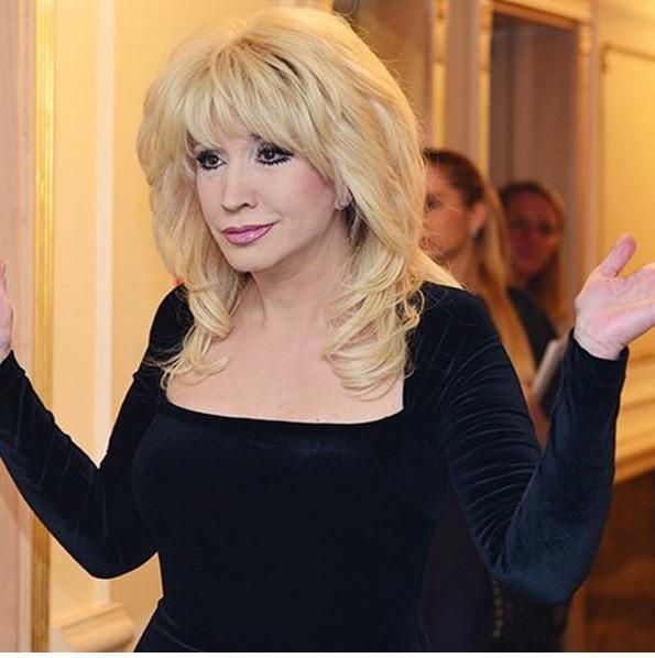 Ирина Аллегрова без парика и макияжа   фото (6)