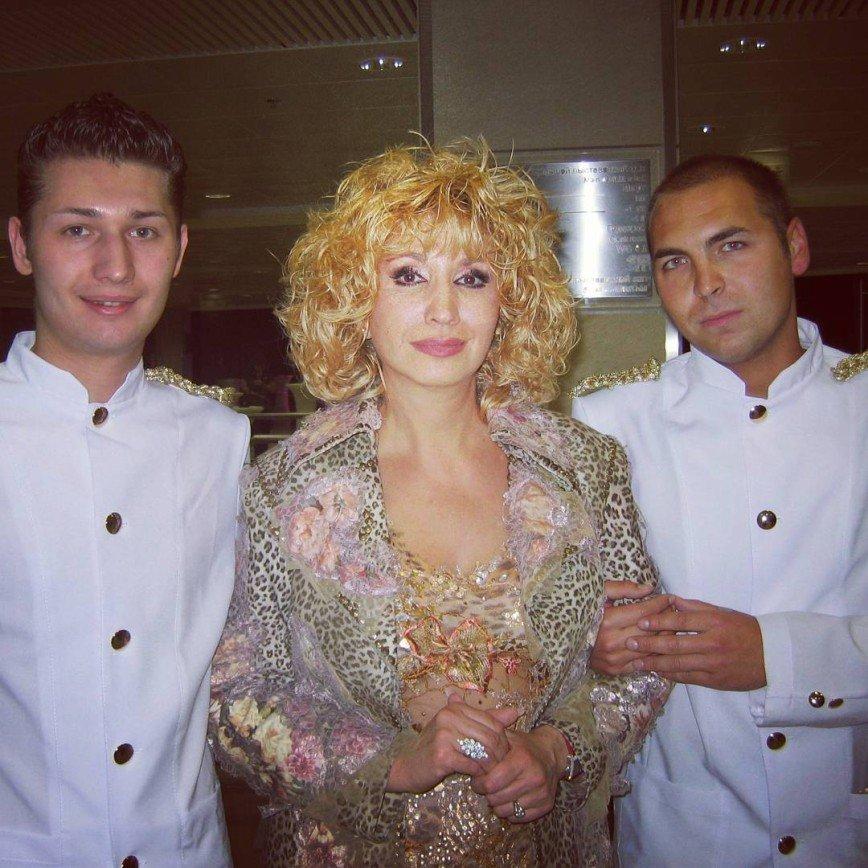 Ирина Аллегрова без парика и макияжа   фото (9)
